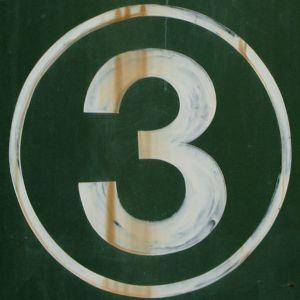 three-number